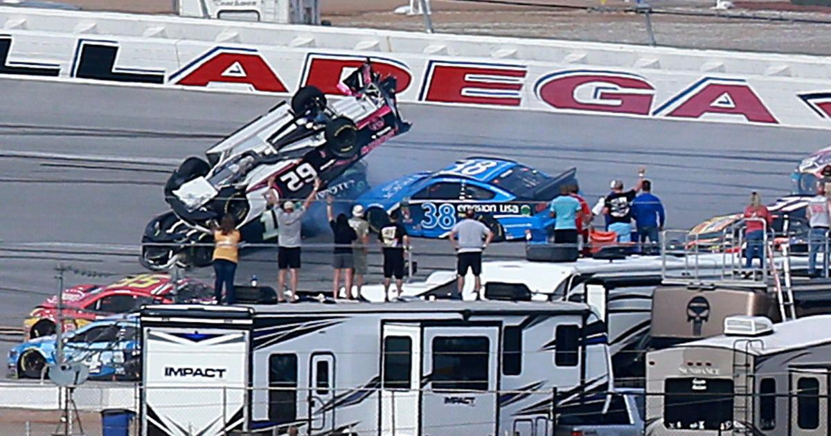 Playoff Race #5 – Talladega | NASCAR on FOX HIGHLIGHTS