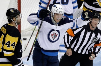 Heinola, inexperienced D lead Jets past Penguins, 4-1