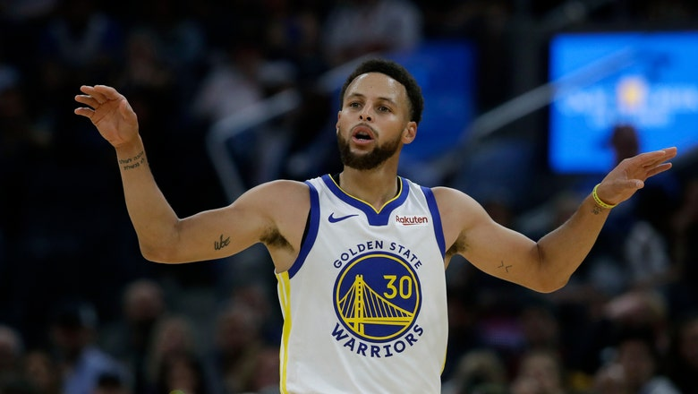 Veterans Curry, Green eager to lead new-look Warriors