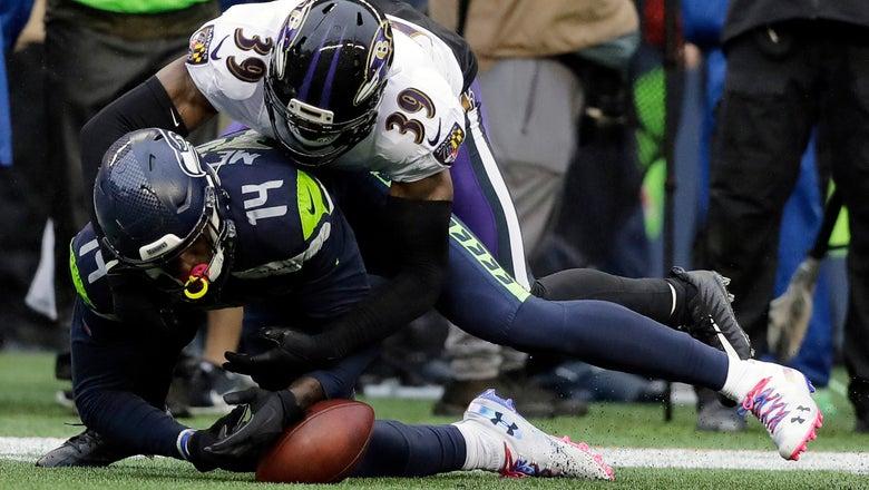 After weeks of magic Wilson, Seahawks falter vs. Ravens