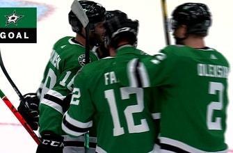 WATCH: Both Goal Celebrations in the Dallas Stars 2-1 win over the Ottawa Senators