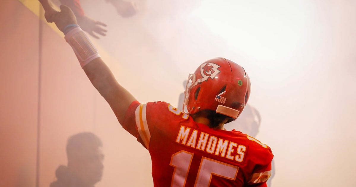 Win or lose, Patrick Mahomes represents the future of the NFL