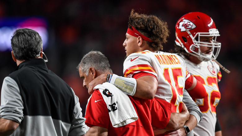 Colin Cowherd: Chiefs need to figure out how to not be too reliant on Patrick Mahomes