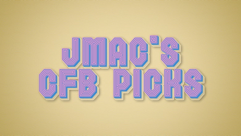 Week 10 college football picks against the spread, ranked in order of confidence | J-MAC'S CFB SUPER 6