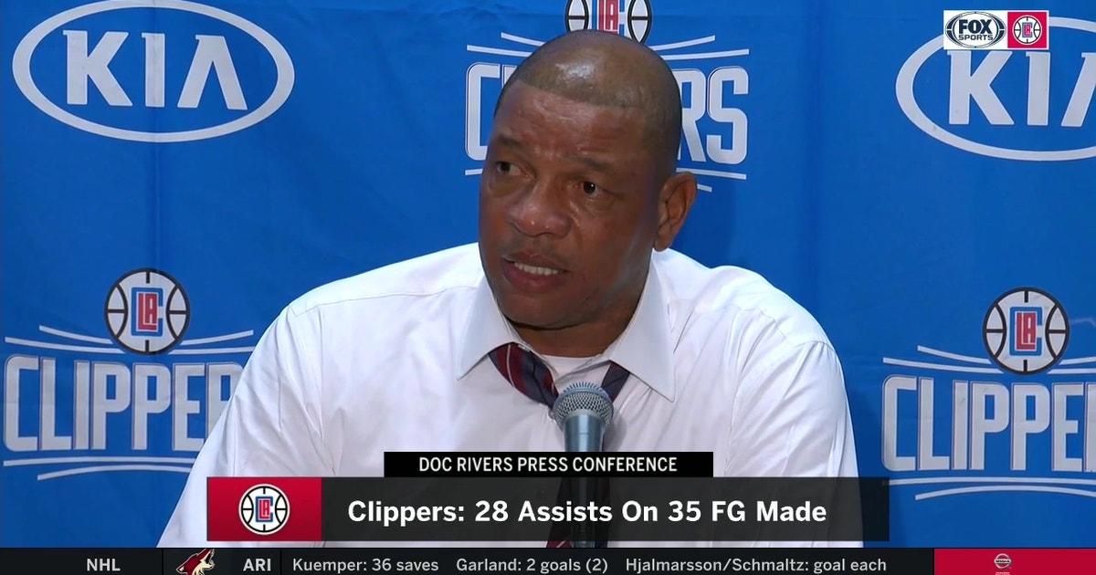 Clippers head coach Doc Rivers on Kawhi Leonard's preseason debut