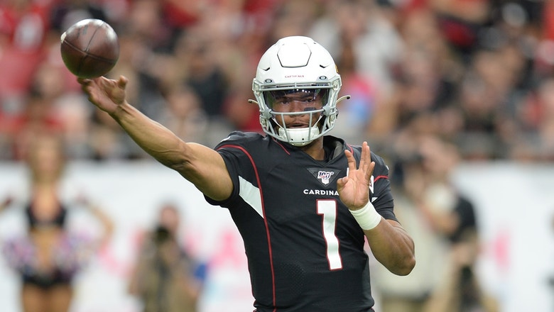 Skip Bayless would take Kyler Murray over Baker Mayfield long-term after Week 6 performance