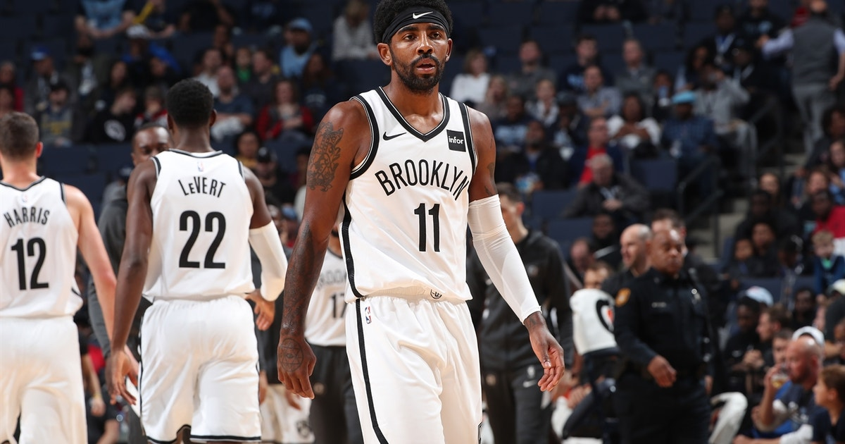 Chris Broussard explains why Kyrie Irving isn't the leadership style the Nets need to win a championship