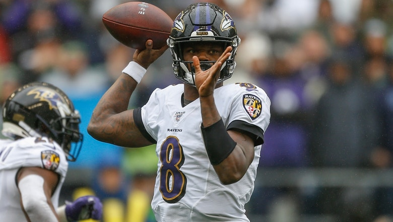 Nick Wright details Ravens' spectacular win over the Seahawks