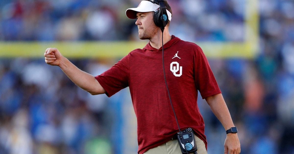 Urban Meyer speculates If Oklahoma's Lincoln Riley would take Dallas Cowboys head coach job
