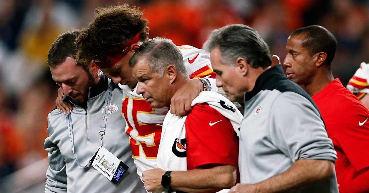 Colin Cowherd cautions the Chiefs to not be too reliant on Patrick Mahomes