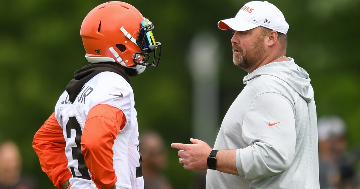 Marcellus Wiley: Frustration over Odell Beckham Jr.'s touches 'shows how inexperienced Freddie Kitchens must be'
