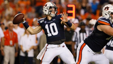 ON THE RISE: Bo Nix, Auburn QB