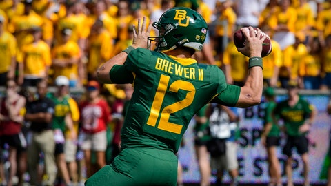 FALL GUY: Charlie Brewer, Baylor QB