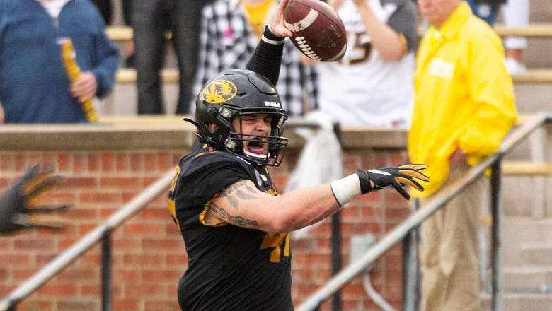 Mizzou must stop Ole Miss ground game without Cale Garrett