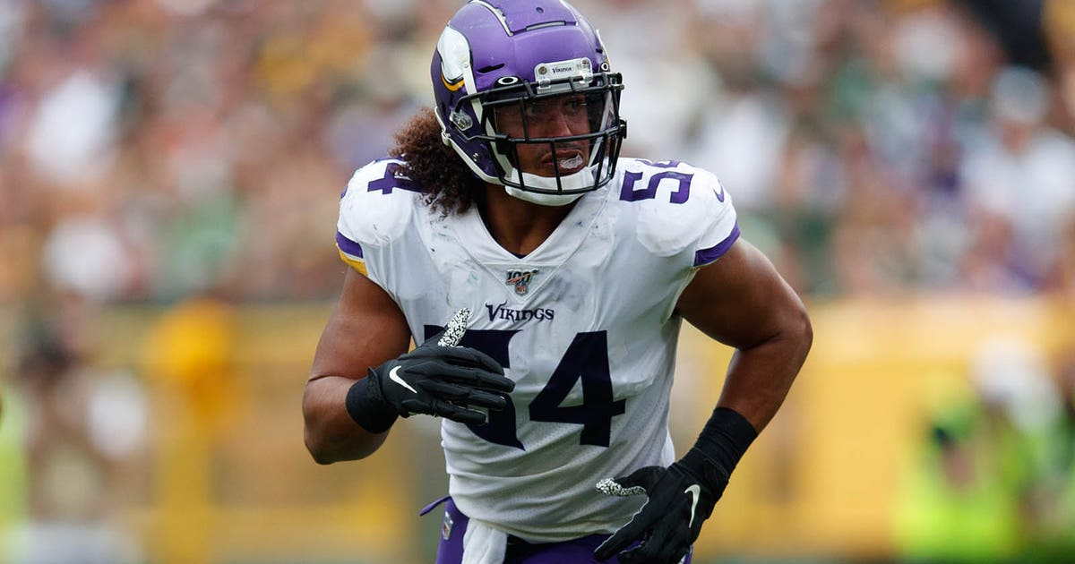 Still underrated, Vikings do-it-all linebacker Kendricks ready to break out | FOX Sports