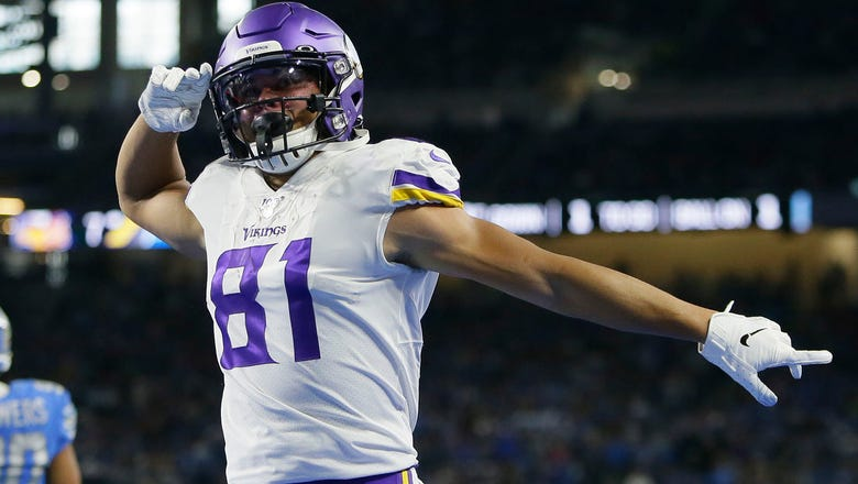 PHOTOS: Vikings at Lions