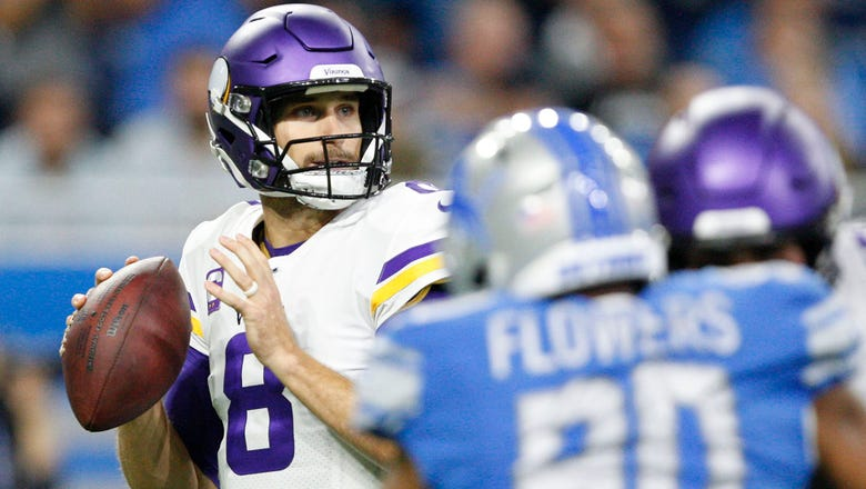 Balanced offense guides Vikings to 42-30 win over Detroit
