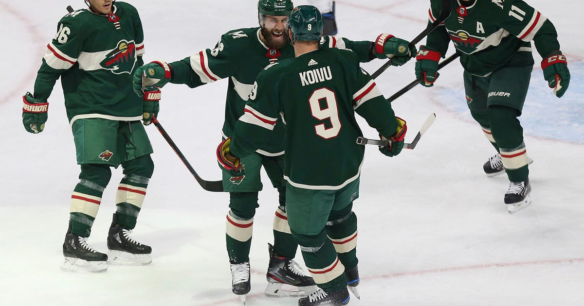 Wild top Canadiens 4-3 for much-needed win at home   FOX Sports