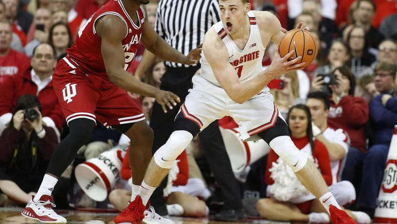 Badgers transfer Potter forced to sit out fall semester