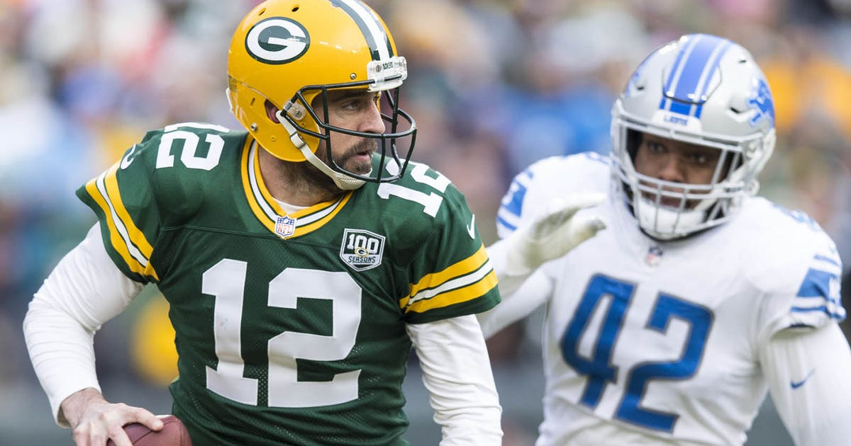 Preview: Packers could send a message in primetime showdown with Detroit | FOX Sports