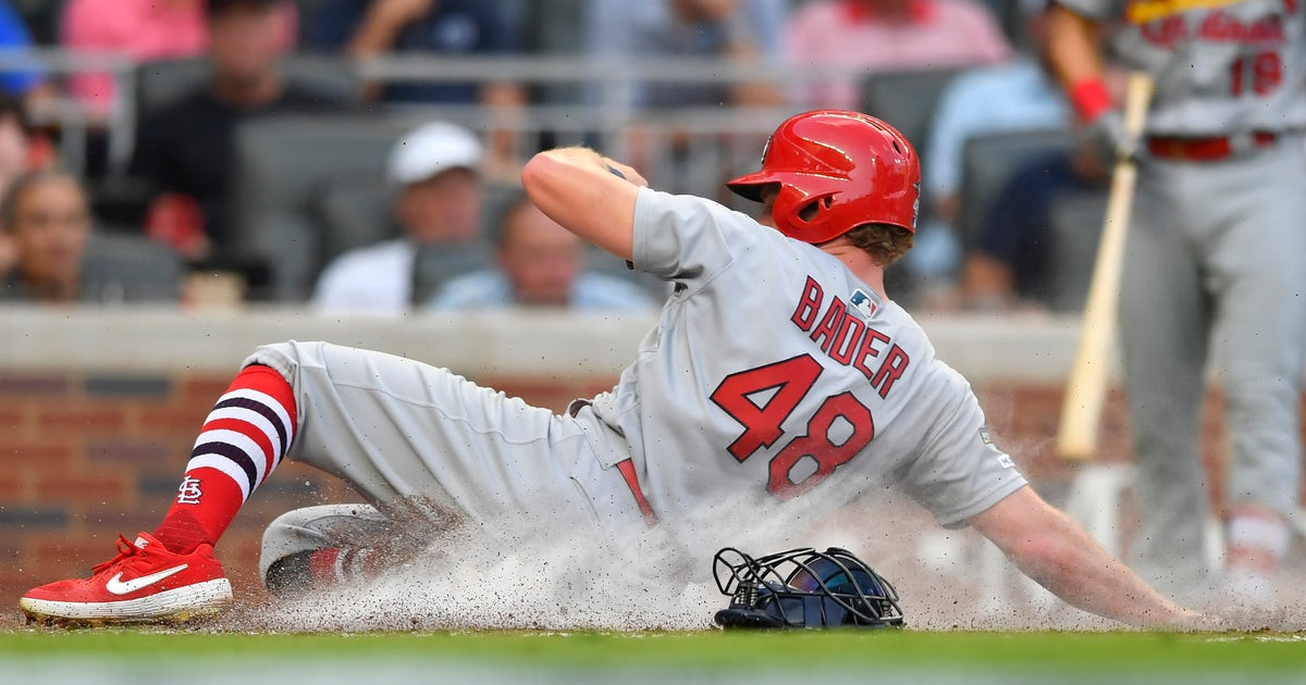 Fowler out, Bader in as Cards make several changes in Game 4 lineup | FOX Sports