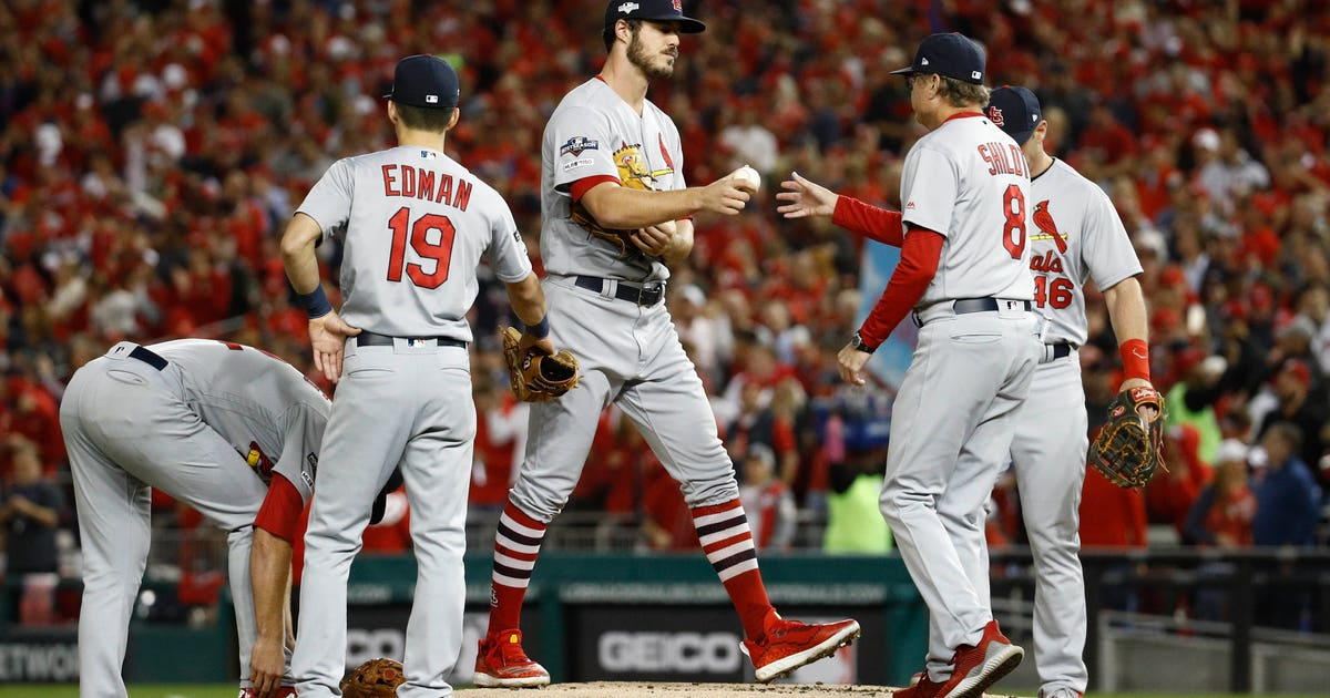 Cardinals' playoff run comes to an end with 7-4 loss to Nationals