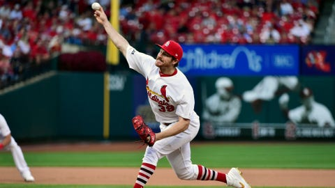 No Wacha: Cardinals' NLCS roster is unchanged from NLDS