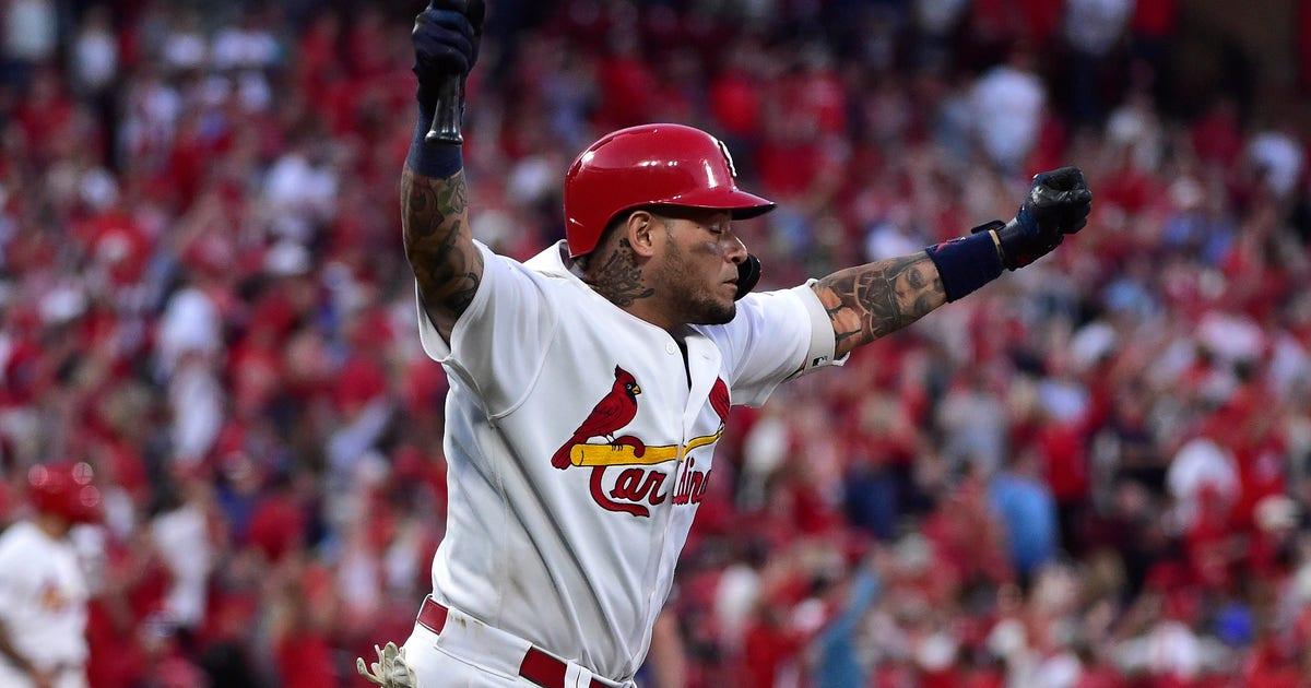 On postseason stage, Yadi has few peers among all-time Cardinals | FOX Sports