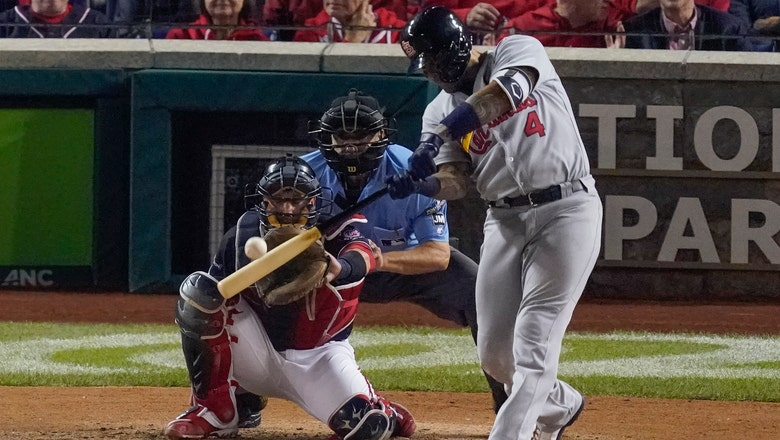 Cardinals cite positives from 91-win season that ended in NLCS