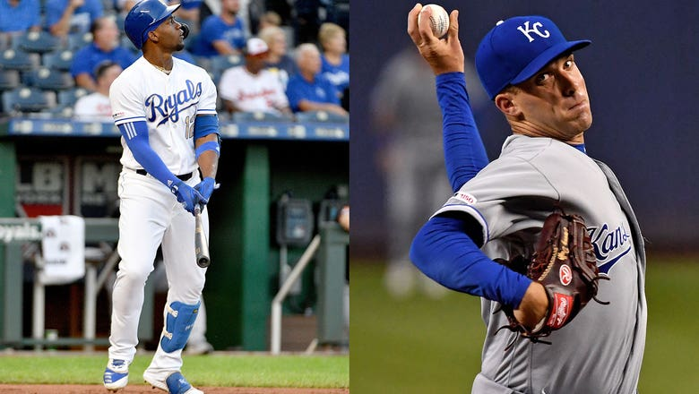 Soler, Duffy win Royals Player, Pitcher of the Month awards