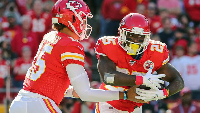 Chiefs' run-pass option game has suddenly gone R-P-Oh no!