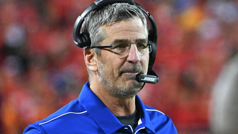 Don't expect Reich's aggressiveness to wane when Colts host Texans