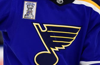 Coyotes hire Blues assistant GM Bill Armstrong as next general manager