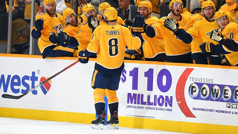 Power Play: Kyle Turris keeps impressing in Preds' loss to Panthers