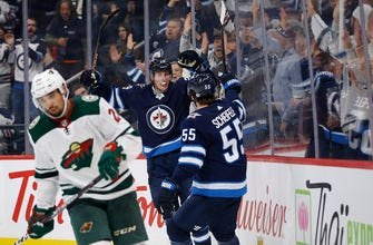 Wild still winless following 5-2 loss to Jets