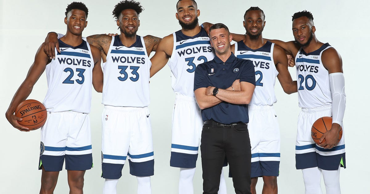 Western Conference Preview: Towns, Timberwolves could be in the mix