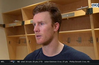 Riley Nash stresses importance of all four lines contributing