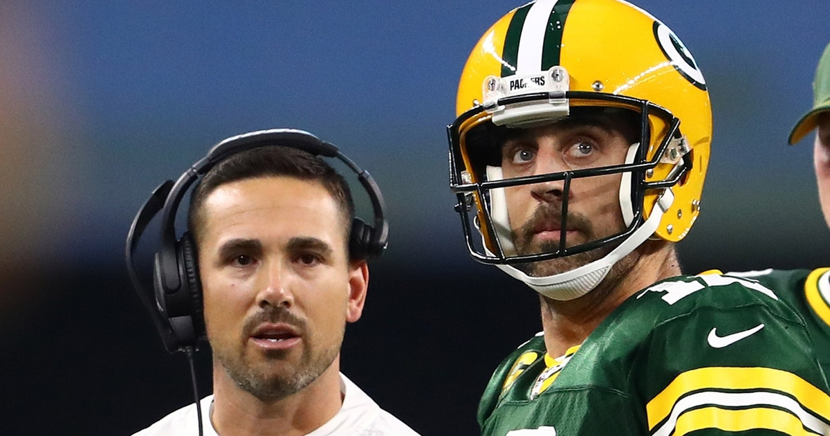 Colin Cowherd: Aaron Rodgers' comment about leadership was a shot at Mike McCarthy