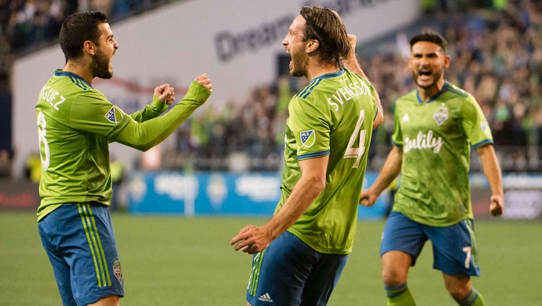 90 in 90: Seattle Sounders vs. Real Salt Lake | 2019 MLS Playoffs Highlights