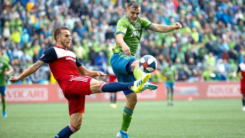 90 in 90: Seattle Sounders vs. FC Dallas | 2019 MLS Playoffs Highlights
