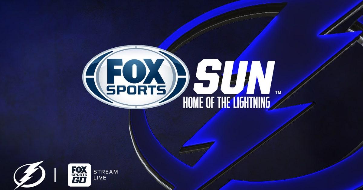 'Inside the Lightning: Medal of Honor' premieres Nov. 14 on FOX Sports Sun after Lightning-Rangers game | FOX Sports