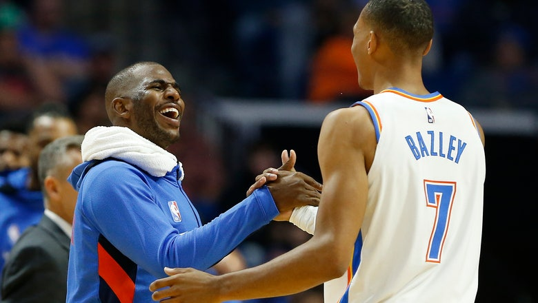 Season Preview: It's a new start for the Oklahoma City Thunder