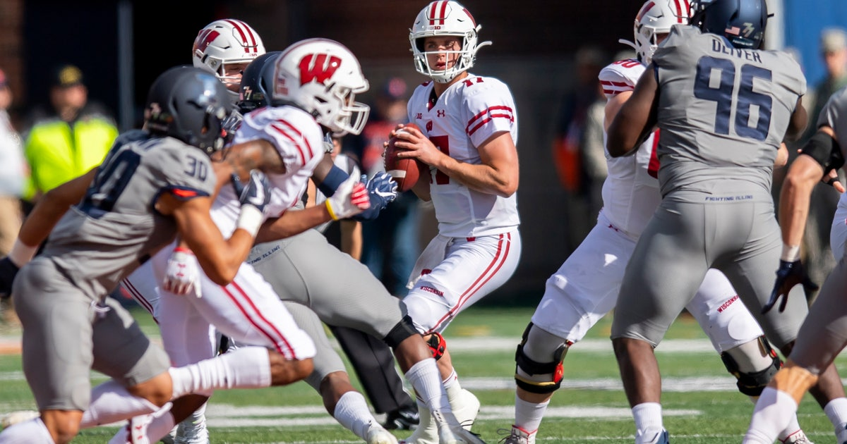Upon Further Review: Badgers fall into their own traps in humbling loss to Illinois   FOX Sports