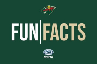 2019-20 Minnesota Wild fun facts