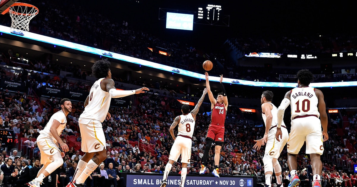 Cleveland Cavaliers losing streak extends to five to surging Miami HEAT, 124-100 | FOX Sports