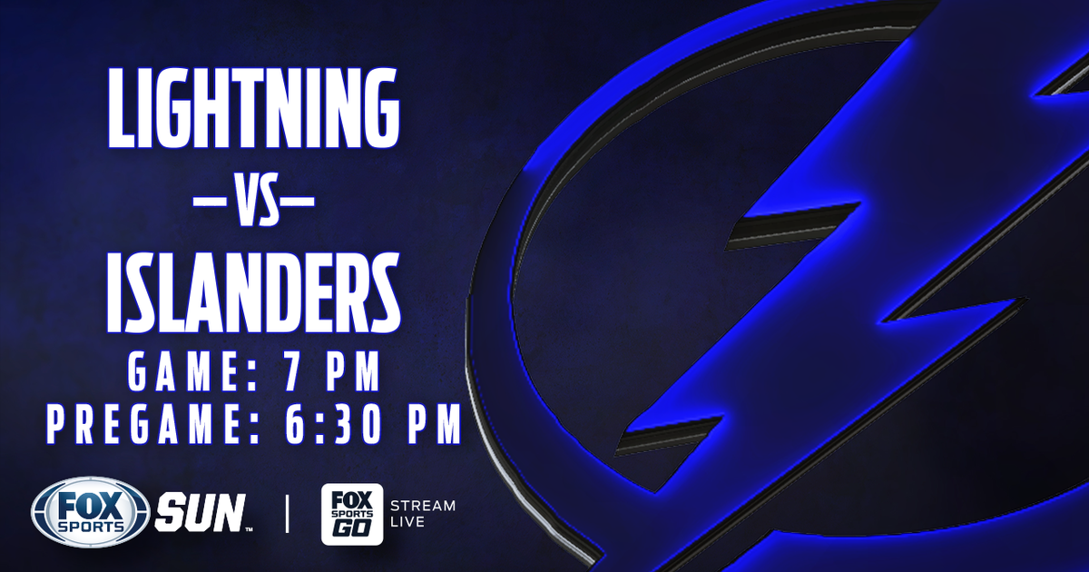New York Islanders at Tampa Bay Lightning game preview
