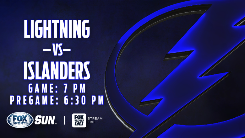 Preview: Lightning riding high heading into matchup against visiting Islanders
