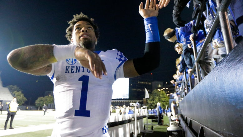 Kentucky hosts FCS UT Martin, seeking bowl eligibility