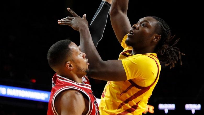 Bolton scores 17, Iowa State overwhelms NIU 70-52
