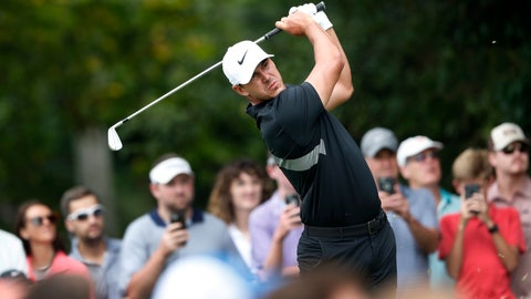 <p>               FILE - In this Aug. 25, 2019, file photo, Brooks Koepka hits from the second tee during the final round of the Tour Championship golf tournament at East Lake Golf Club in Atlanta. Koepka has withdrawn from the Presidents Cup because of a knee injury he suffered last month in South Korea. Koepka is the No. 1 player in the world and was the leading qualifier for the Presidents Cup, which will be played Dec. 12-15 at Royal Melbourne in Australia. Koepka will be replaced by Rickie Fowler. (AP Photo/John Bazemore, File)             </p>